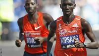 Kipsang upstaged by pacemaker