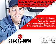 Water Heater Installation Houston,Texas
