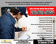 Plumbing Specialist Houston