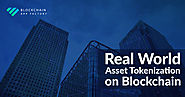 Tokenization of Real World Assets