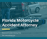 Florida Motorcycle Accident Attorney