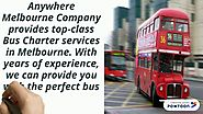 Bus Hire Melbourne