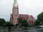 Holy Trinity Cathedral, Yangon - Wikipedia, the free encyclopedia