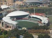 Adelaide Oval - Wikipedia, the free encyclopedia