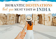 Most Romantic Places in India | Honeymoon Spots in India