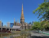 St Patrick's Cathedral, Melbourne - Wikipedia, the free encyclopedia