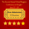 Creating Engaging Posts - The Second Annual Virtual Bloggers Conference