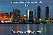 Top Ecommerce Development Companies in San Diego