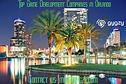 Top Game Development Companies in Orlando