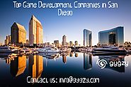 Top Game Development Companies in San Diego