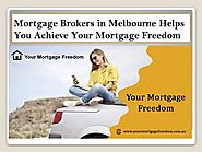 Trusted Mortgage Brokers in Melbourne