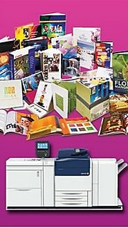 Find Features Of Five Types Of Printing Services