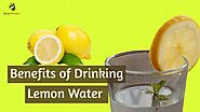 Benefits of Drinking Lemon Water in the Morning: Weight Loss, Vitamin C...