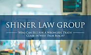 Who Can File for A Wrongful Death Claim? - Shiner Law Group