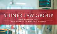 Medical Malpractice: How Many Die From Medical Mistakes - Shiner Law Group