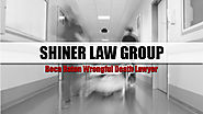 Boca Raton Wrongful Death Lawyers | Shiner Law Group, P.A.