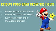 1-888-840-1555- Fix Pogo Browser Loading Issues-Java Problem Helpline