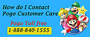 1-888-840-1555 Pogo Customer Care Number- How Do I Contect Pogo