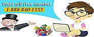 Pogo Toll free Number 1-888-840-1555, How to Get Pogo Help USA