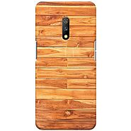 Buy Cool Pattern Realme X Back Cover at Beyoung