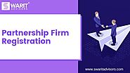 Online Partnership Firm Registration in India | Apply Today