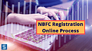 NBFC Registration Online Process in India