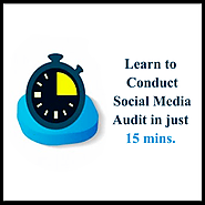 Social Media Audit: Make It Happen In Just 15 Mins - Confounding Solutions - Medium