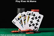 Play river at home