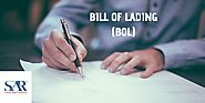 Know What is Bill of Lading? - SAR Transport Systems Pvt Ltd