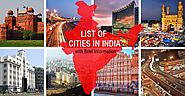 List of Major Cities in India - Know Your City | India City Information