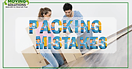 Common Packing Mistakes You Should Not Make