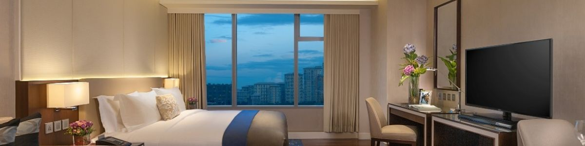 Headline for Apartment Types at Ascott Bonifacio Global City Manila