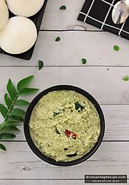 Coconut Chutney Recipe | How to make Coconut Chutney