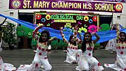 Dance Performance on Ecological Day | World Nature Conservation Dance | St Mary Champion School