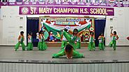 Dance by Pre-Primary Kids on Independence Day | St Mary Champion School