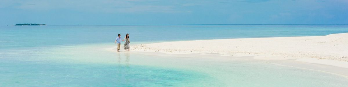 Headline for Top Attractions in the Maldives - For the best beach vacation if your life!