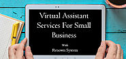 Virtual Assistant Services For Small Business