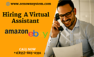 Hiring a virtual assistant for eCommerce(Amazon,eBay,Walmart..etc)