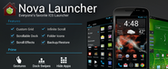 Nova Launcher Prime Apk download free for android