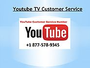 YouTube TV Customer Support
