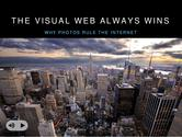 The Visual Web Always Wins: Why Photos Rule the Internet by @tonycecala