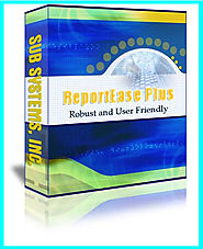 The Best Report Template Design Tool From Subsystem!