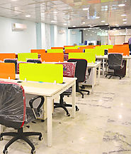 Co working and Shared Office Space for rent in East Delhi