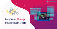 Detailed Insight on Node.js Development Tools for your Next Robust Application