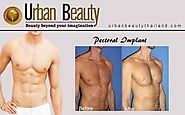 Pectoral Implants Thailand - Urban Beauty Thailand