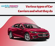 Best Car Carriers - Carbikemovers