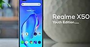 Realme X50 with 5G support Coming soon