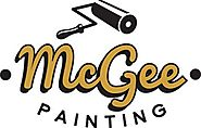 Mcgee Painting Logo