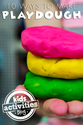 How To Make Playdough {10 Different Ways} - Kids Activities Blog