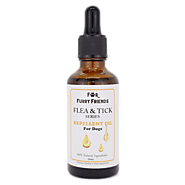 Flea & Tick Repellent Oil | For Furry Friends